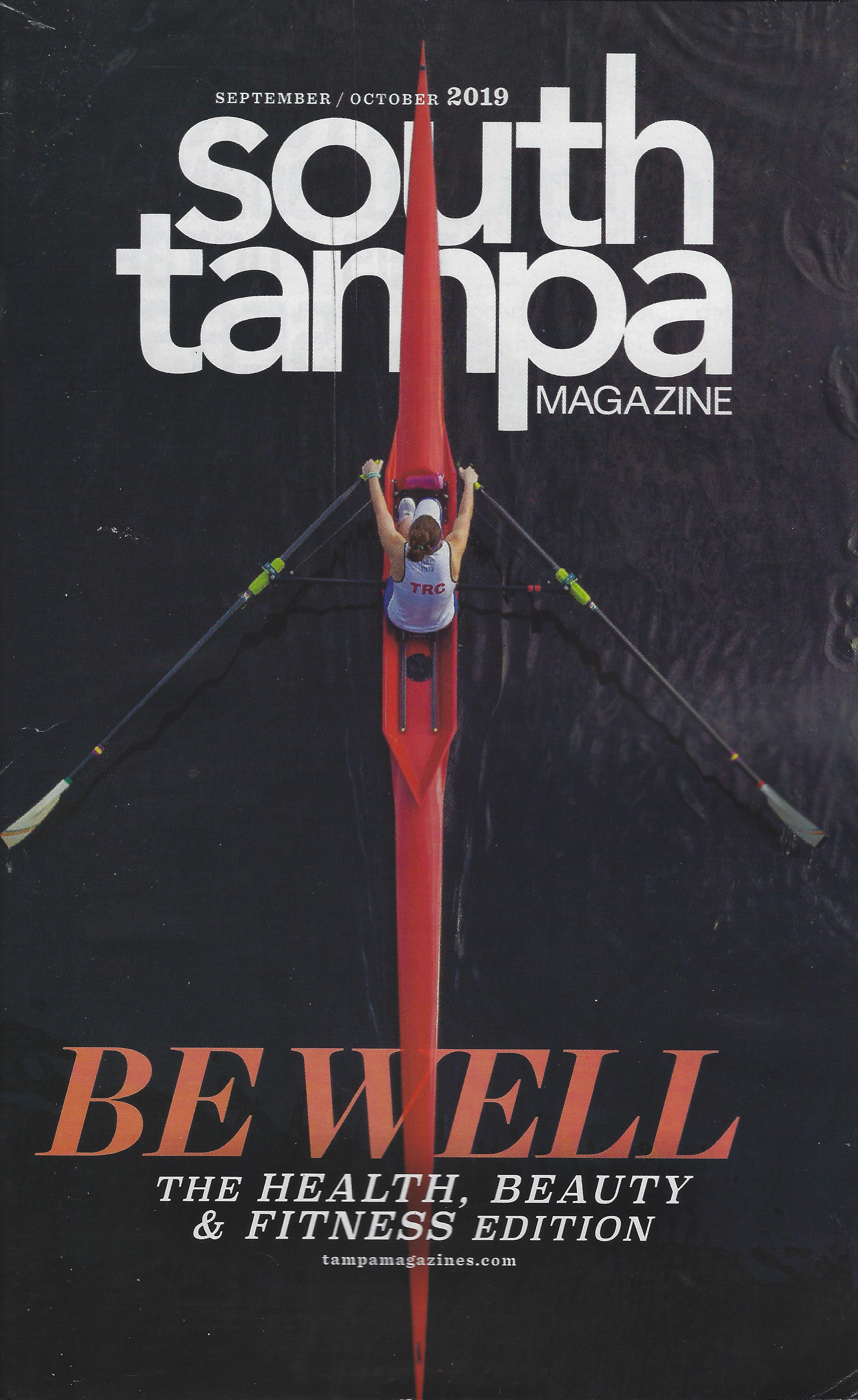 TRC on cover of South Tampa Magazine September/October 2019, 7/27/2019 7:00:00 AM