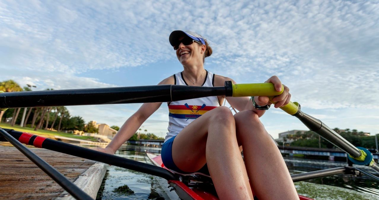 South Tampa Magazine - Maija at dock, 7/27/2019 7:00:00 AM