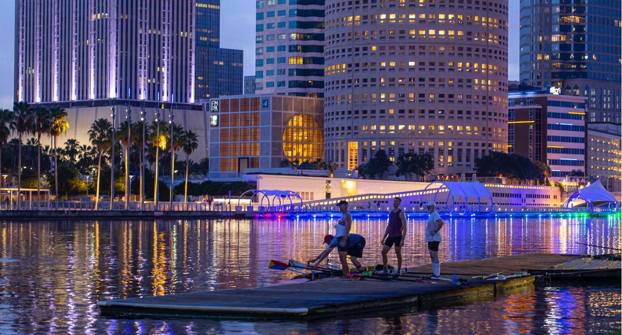 South Tampa Magazine - Quad at dock, 7/27/2019 7:00:00 AM