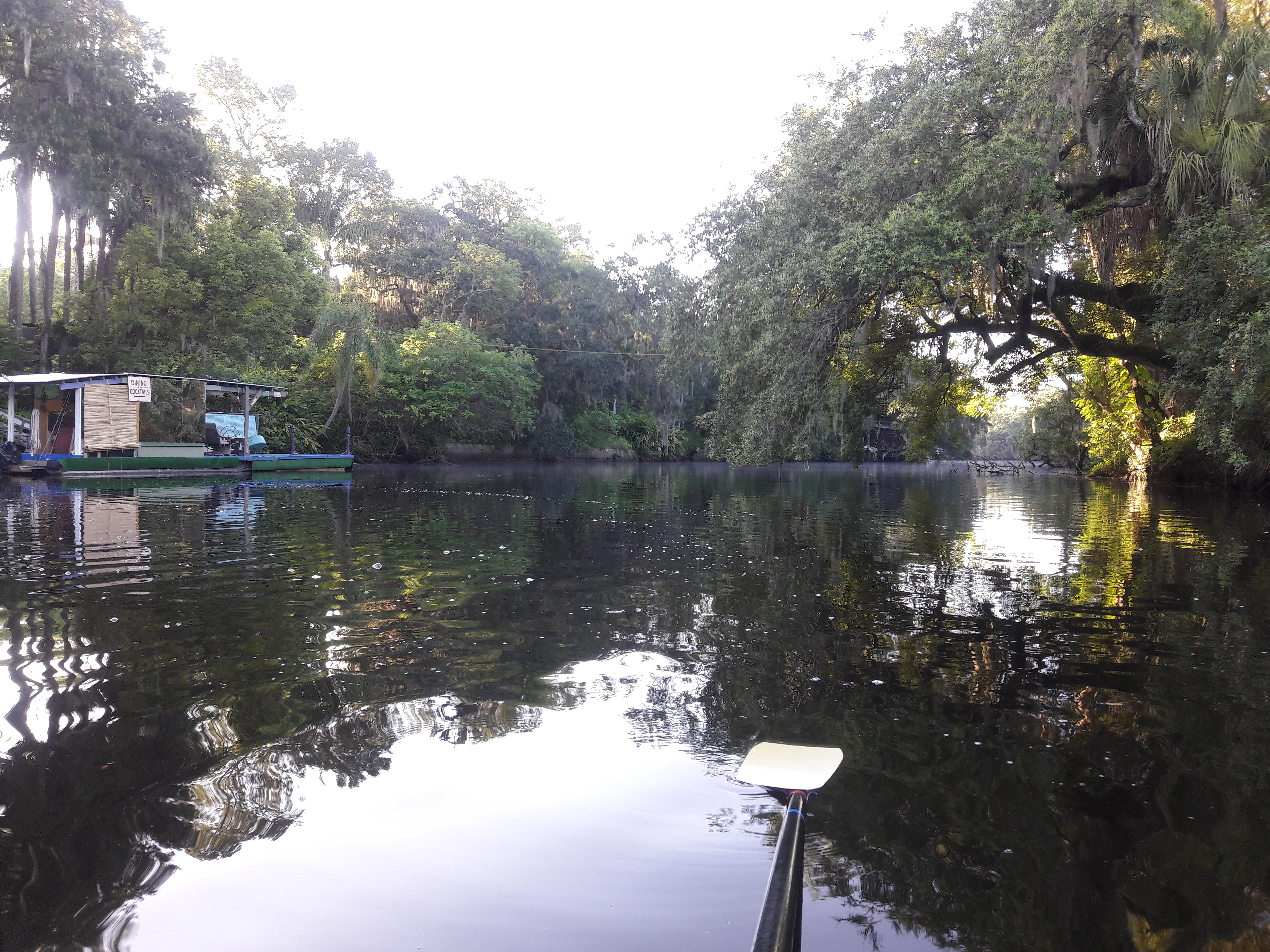 Drinks available 8 miles up river, 7/4/2017 7:22:00 AM