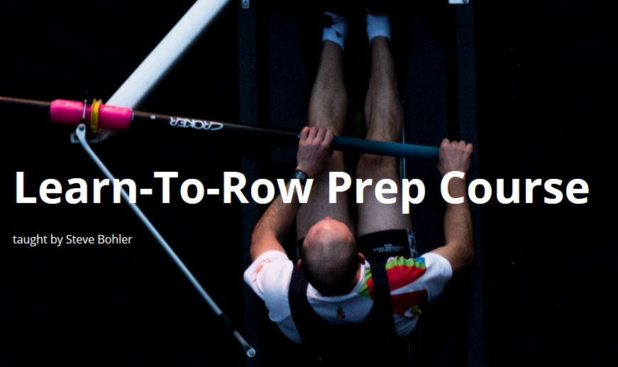 Learn To Row course image